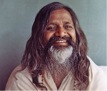 Maharishi Mahesh Yogi foremost scientist in consciousness and greatest teacher of our time -